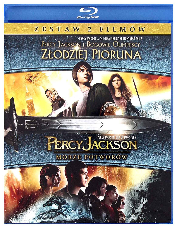 Percy Jackson y el mar de los monstruos / Percy Jackson y el ladrĂln del rayo 2Blu-Ray Region B Audio español. Subtítulos en español: Amazon.es: Logan Lerman, Alexandra Daddario, Douglas Smith, Leven
