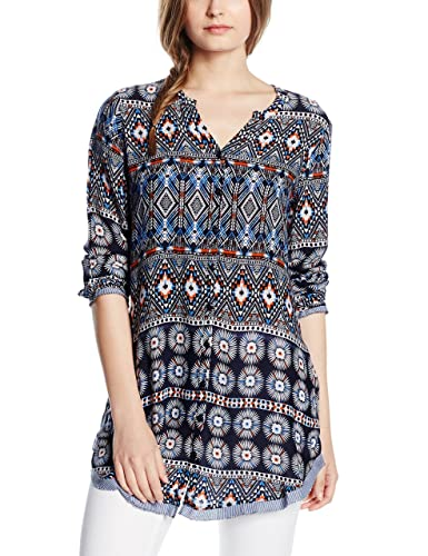 Vero Moda VMIVY 7/8 Tunic D2-4 - Blusa para Mujer