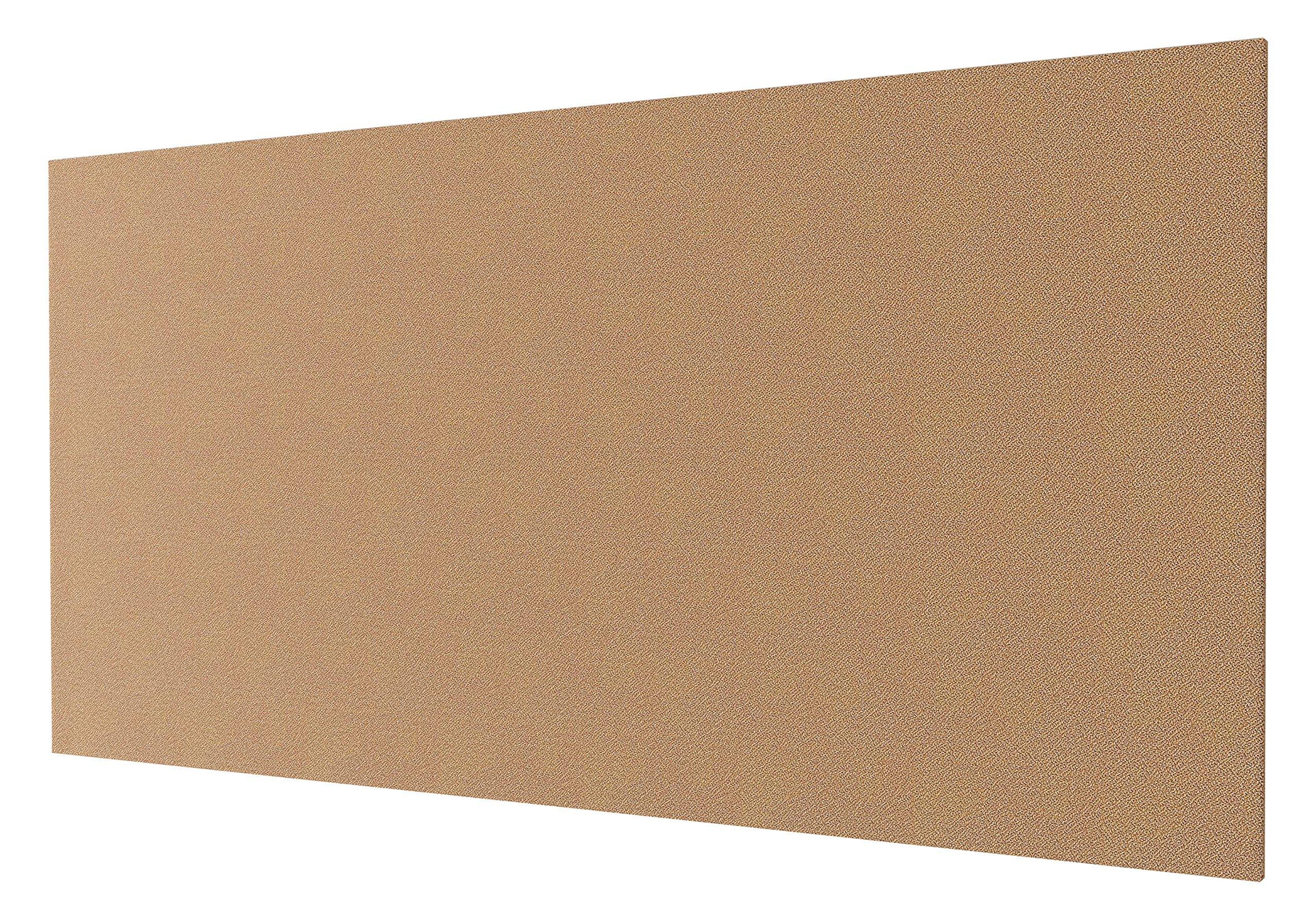 OBEX 30X60-TB-R-CA Rectangle Tackboard Contemporary Caramel