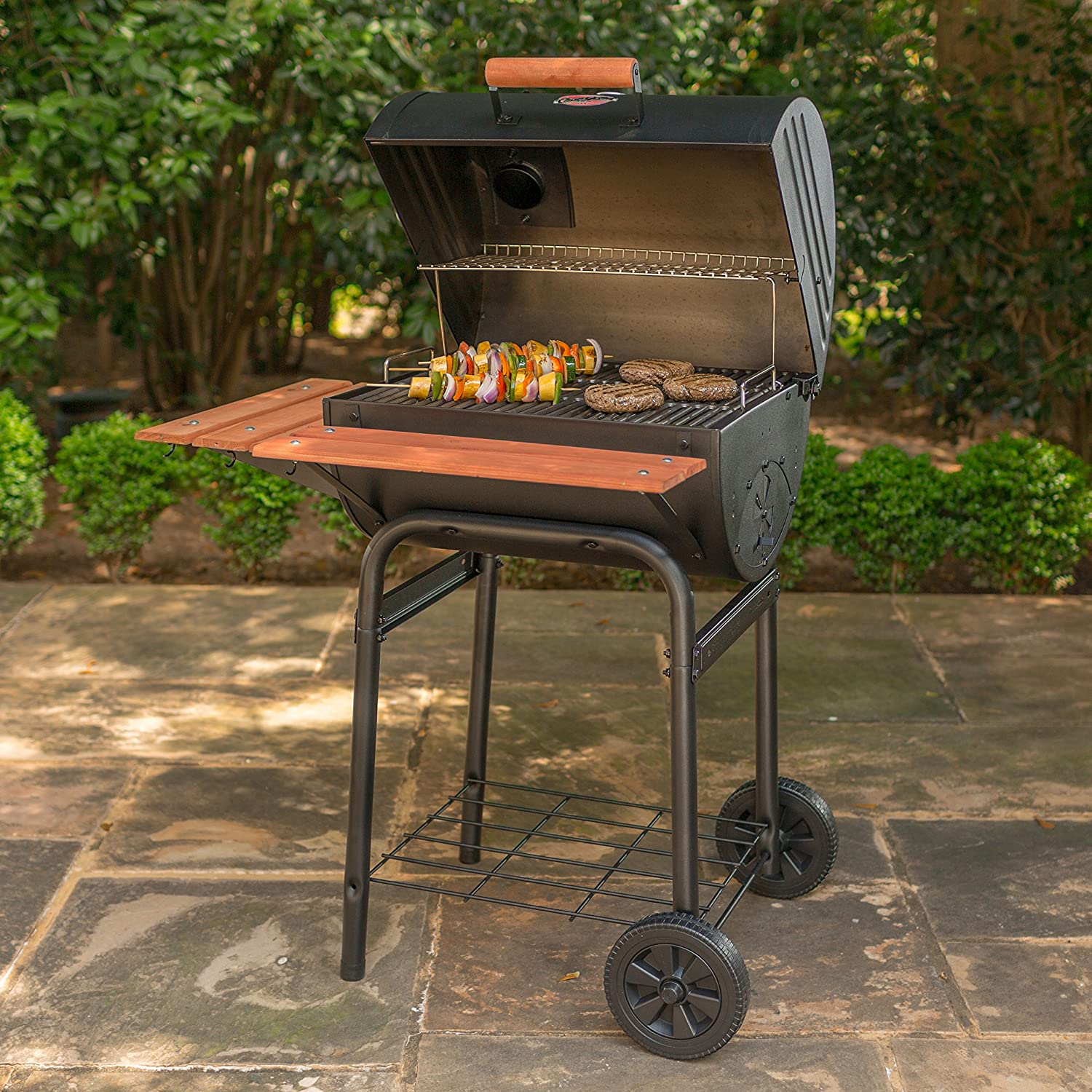 5 best charcoal smoker reviews for 2017 sweet lady cook