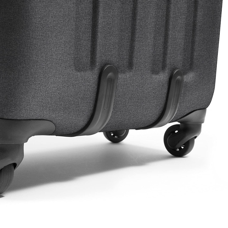 75 liters Black Denim Eastpak TRANZSHELL L Bagage Cabine 77 cm Gris