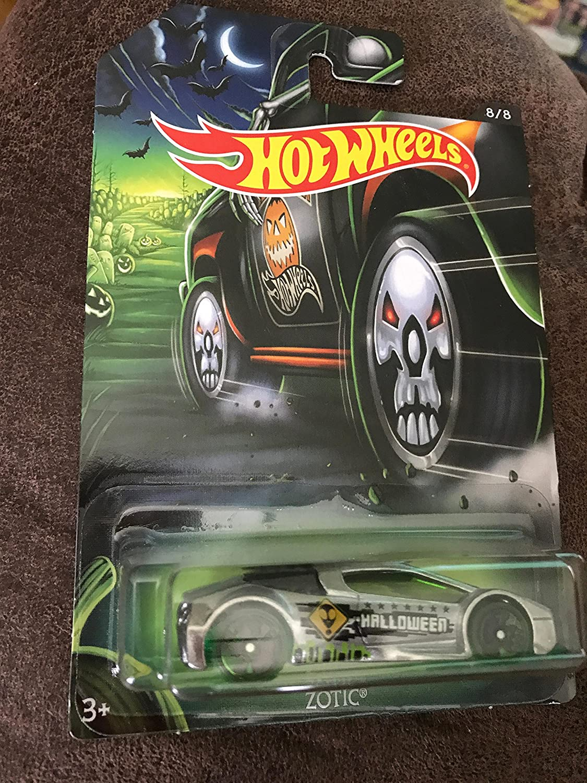 hot wheels zotic halloween 2017 8 of 8