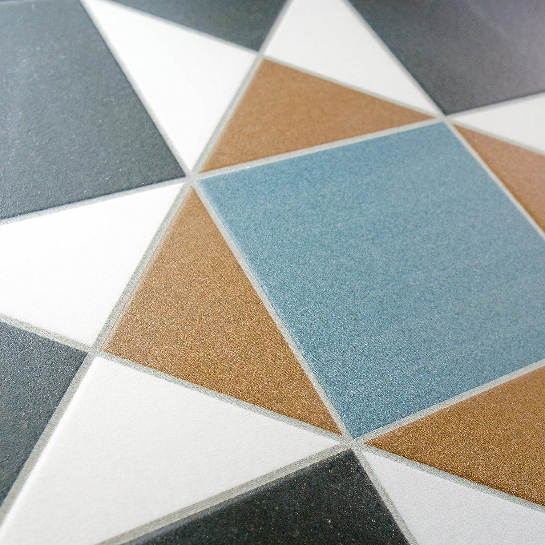 SomerTile FPE13VNN Vanidad Porcelain Floor and Wall Tile, 13\