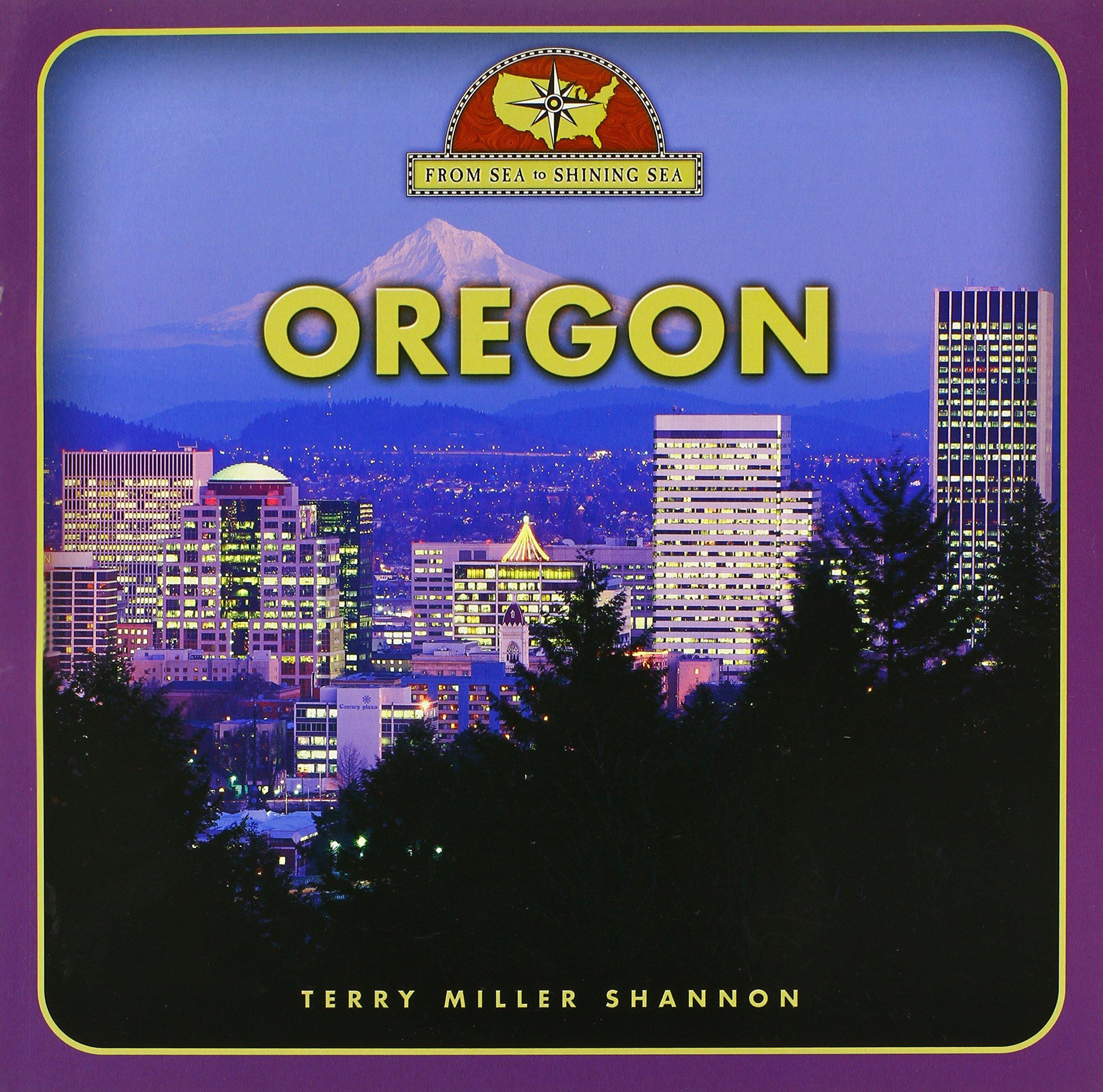 Oregon (From Sea to Shining Sea) pdf