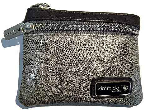 Monedero Sintetico Plata KIMMIDOLL: Amazon.es: Equipaje