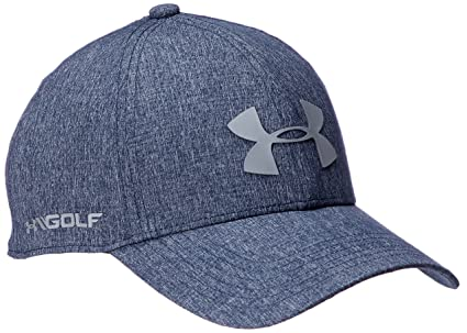 16aa16ac606 Amazon.com  Under Armour Men s Driver 2.0 Golf Cap