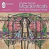 Glasgow Museums Charles Rennie Mackintosh & the Glasgow Style 2019 Calendar