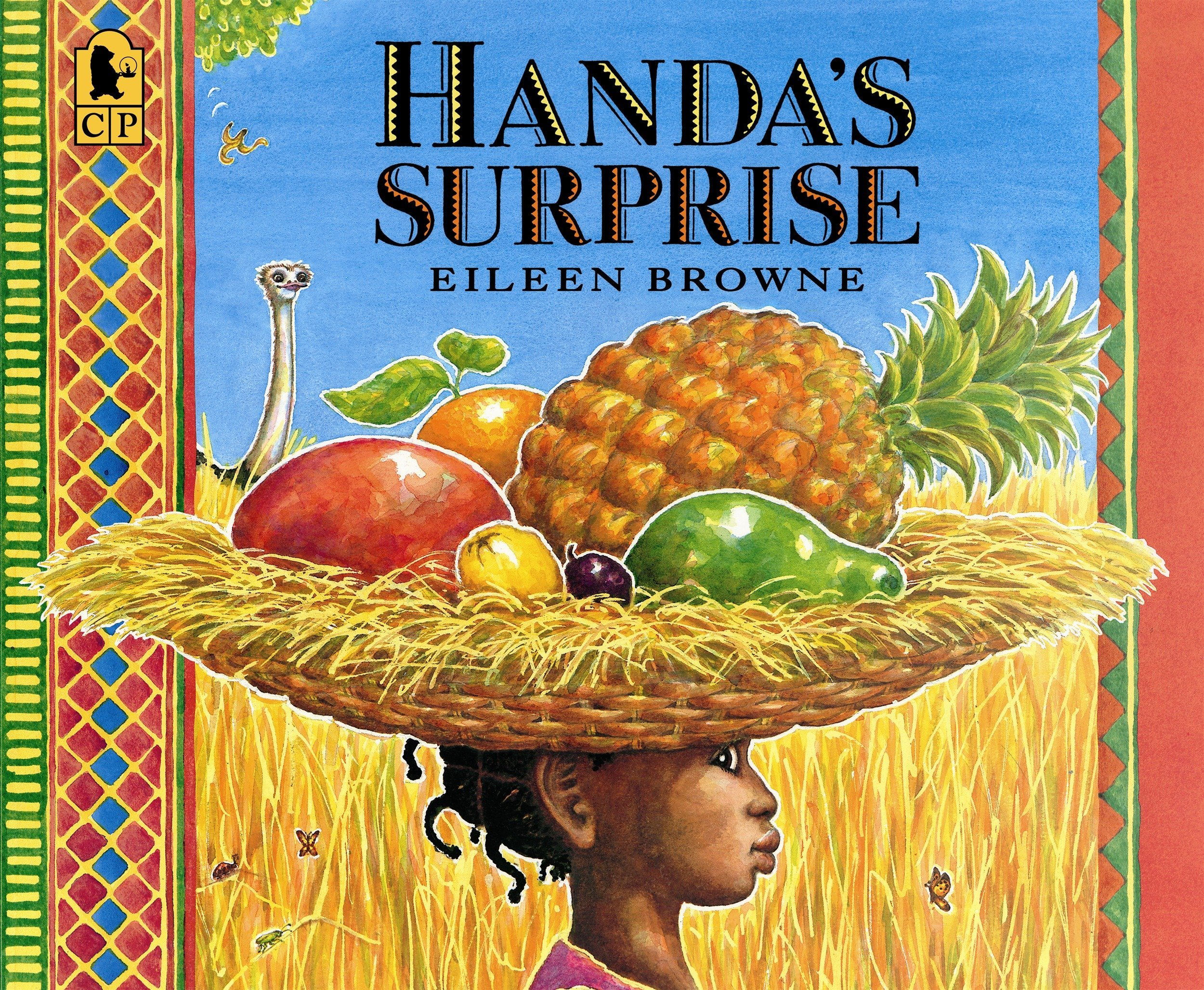 Handa's Surprise Big Book (Read and Share)