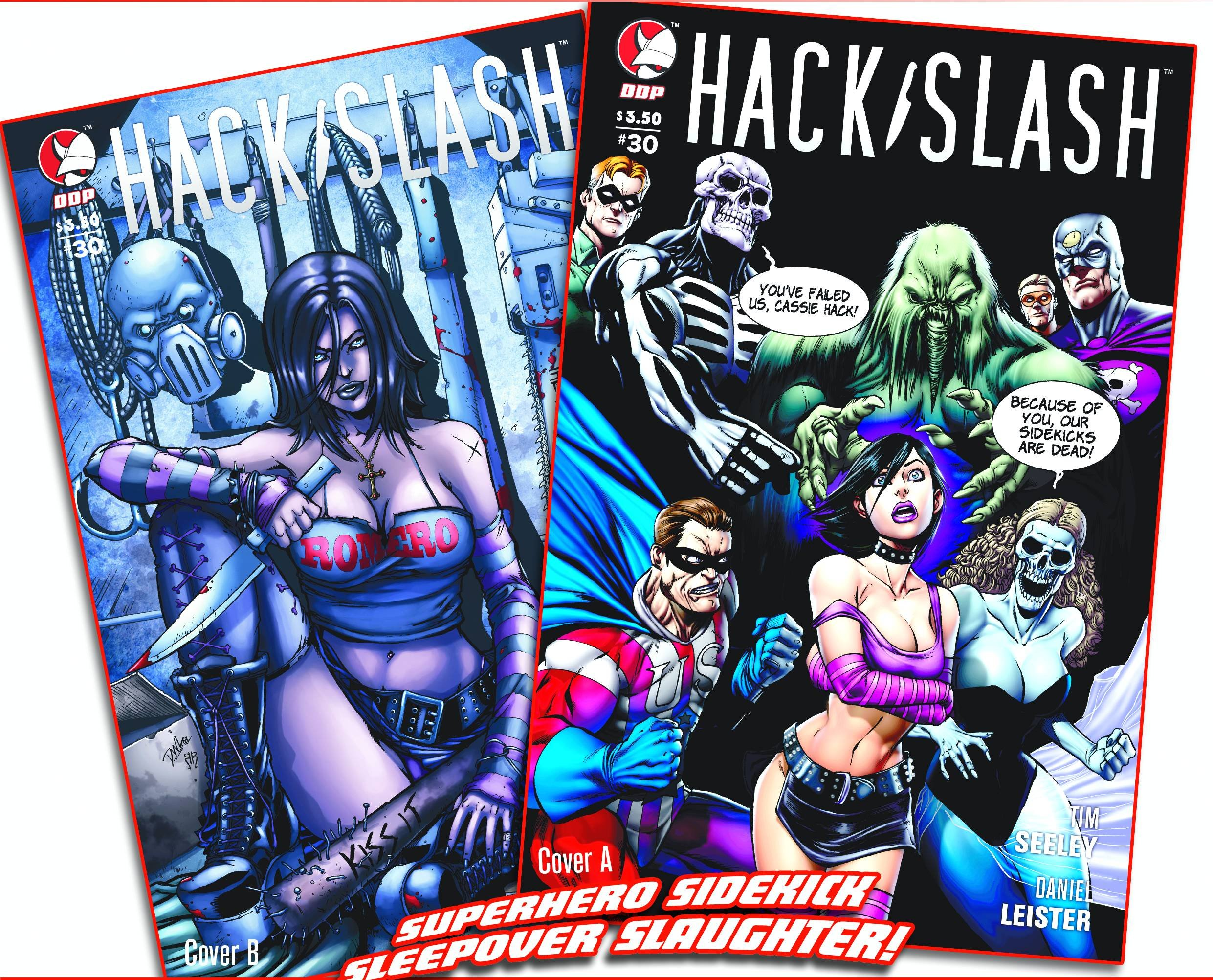 Download Hack Slash Series #30 pdf epub