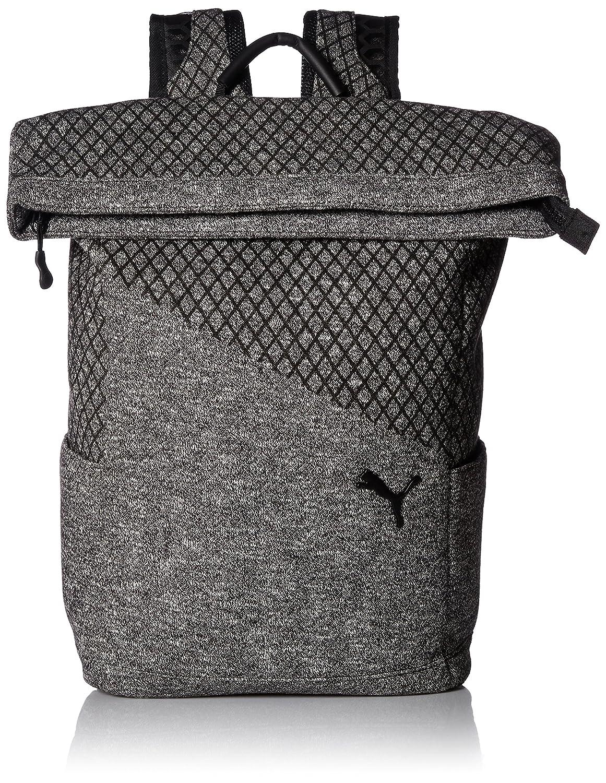 One Size black//grey PUMA Mens Evo 2.0 Rolltop Backpack