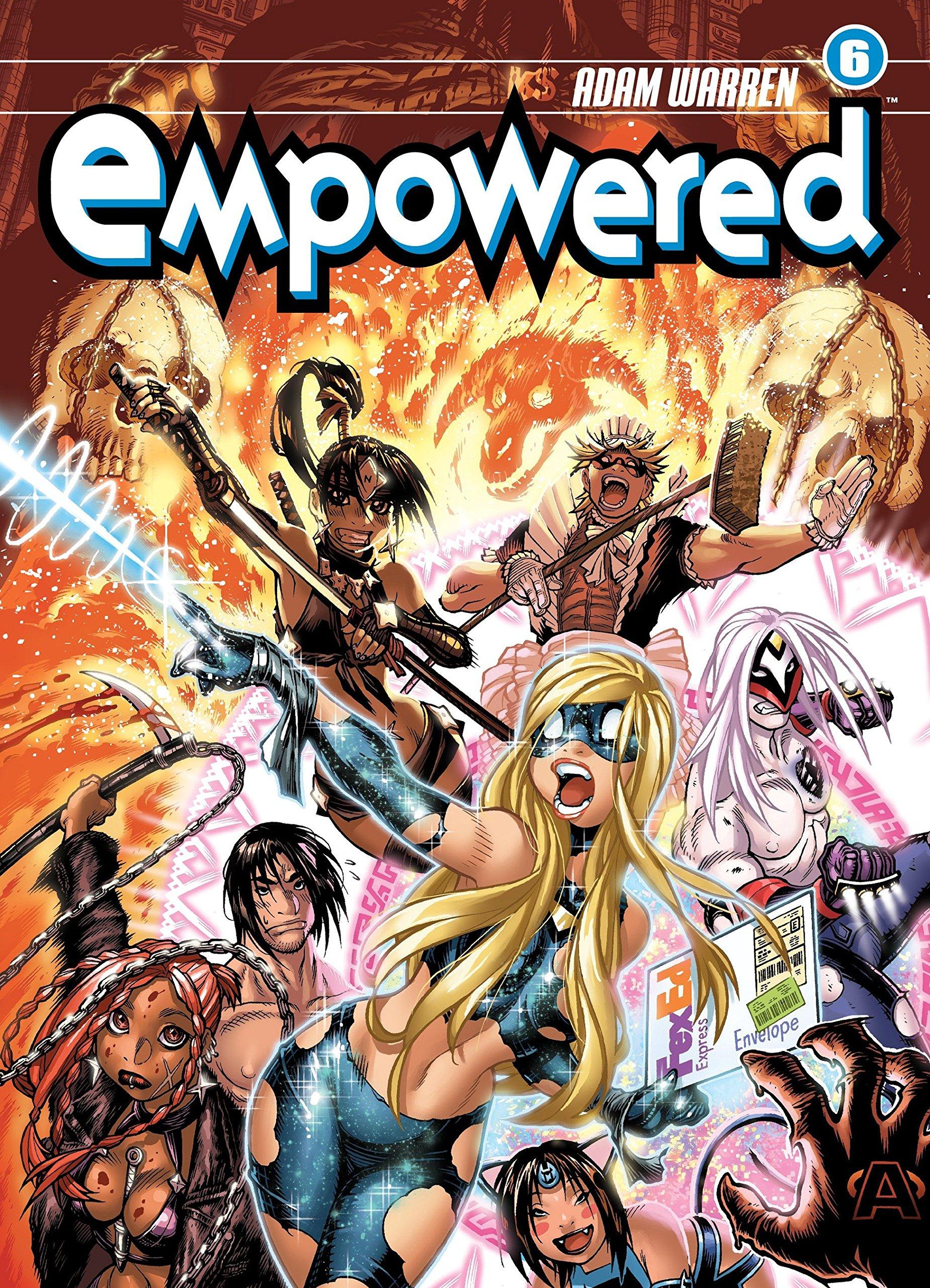 Download Empowered Volume 6 pdf