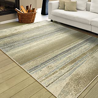 "product image for Orian Rugs Epiphany Breckenridge Seashell Area Rug, 7'10"" x 10'10"", Beige"