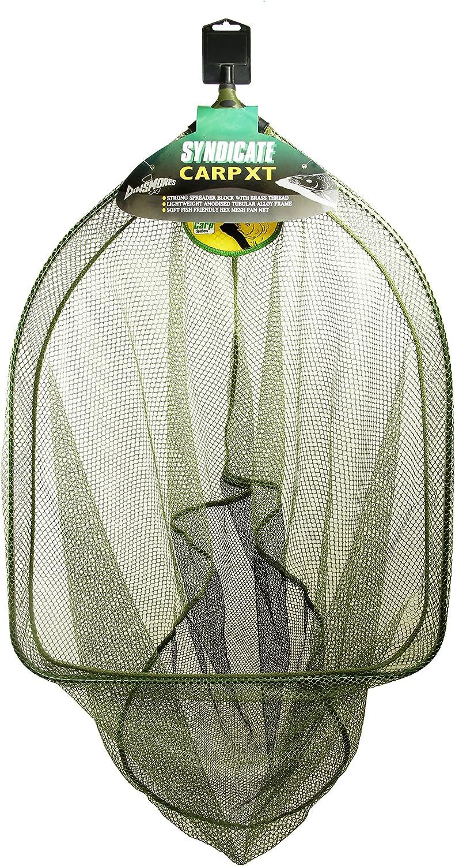 "50 cm Dinsmores Syndicat Carp XT Vert Maille Filet d/'Atterrissage 20/"""