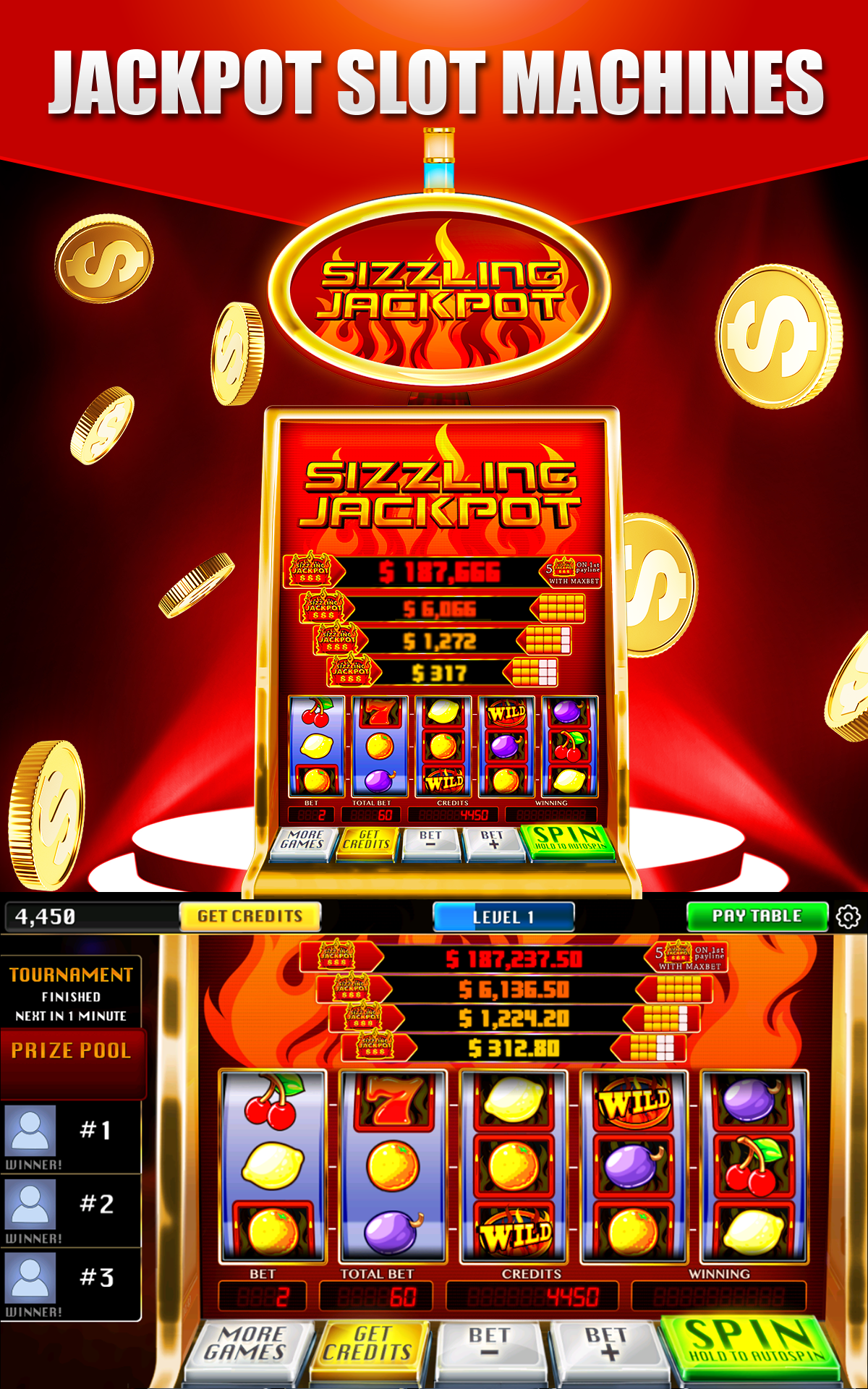 Vegas Slot Games For Free
