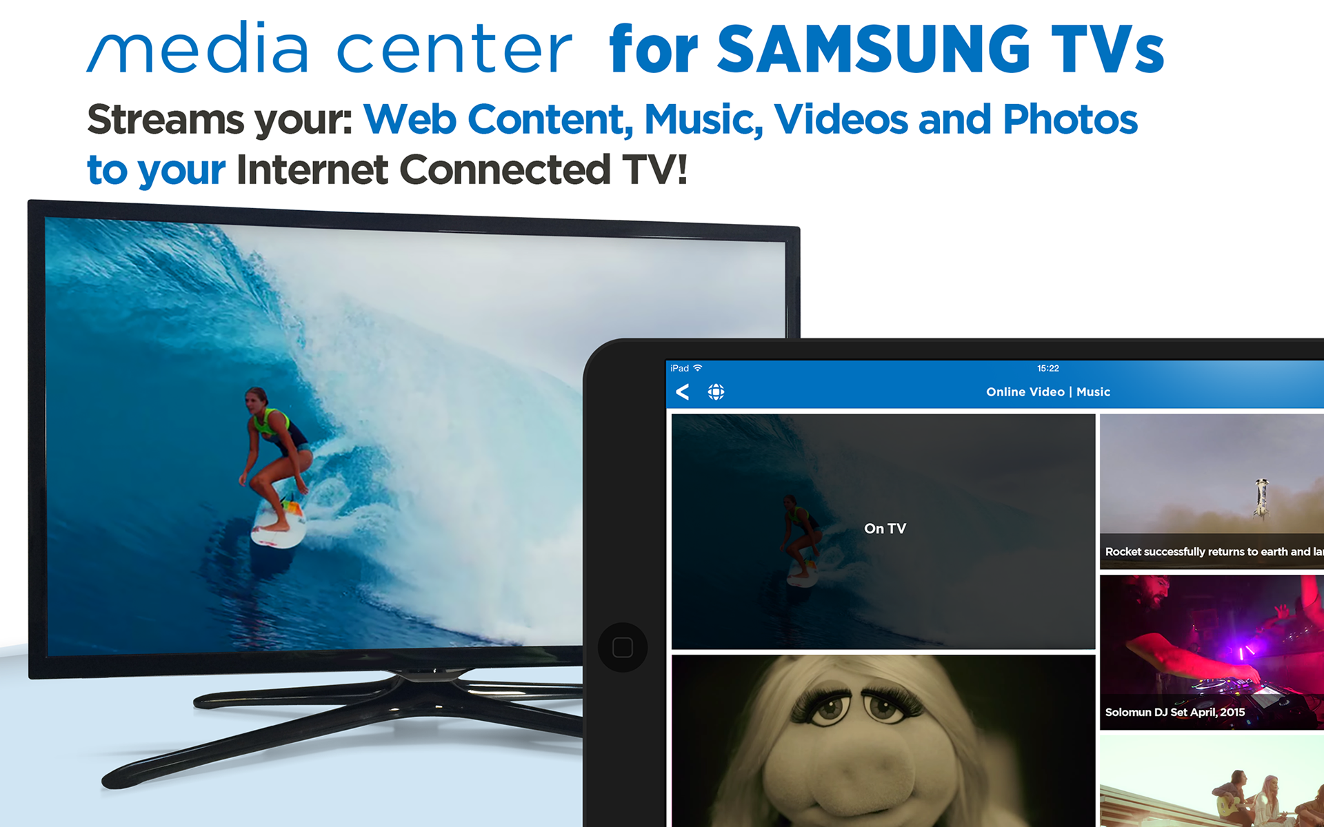 Media Center for Samsung TV: Amazon.es: Appstore para Android