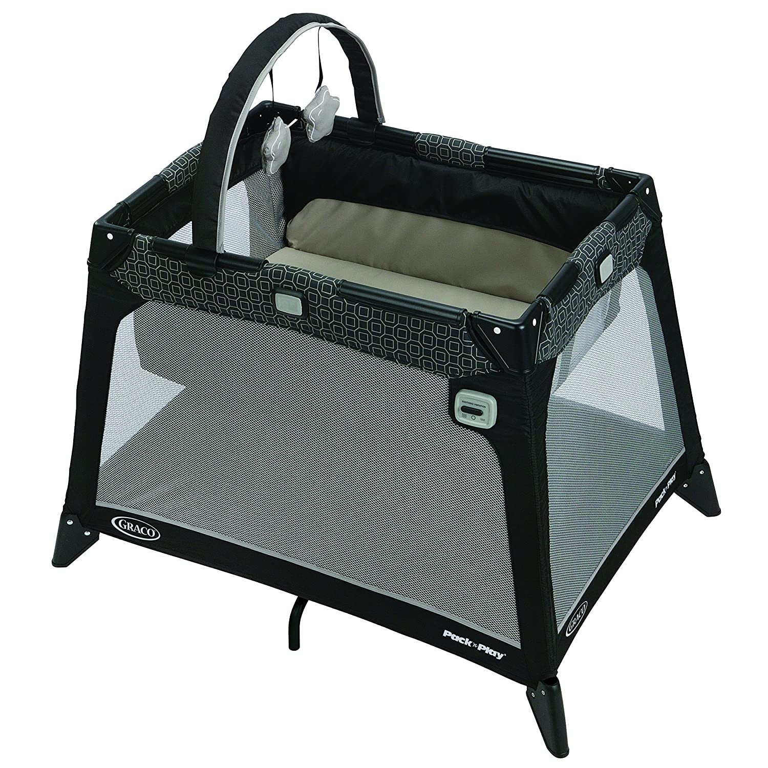 top graco nimble nook lit pliant pierce with lit parapluie nourrisson. Black Bedroom Furniture Sets. Home Design Ideas