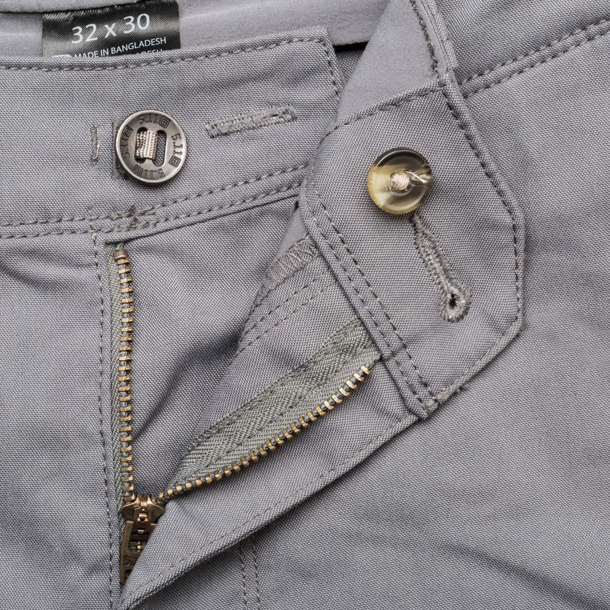 5.11 Men's Apex EDC Pants, Khaki, 38W-30L