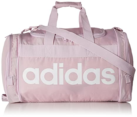 868b3204 large pink adidas duffle bag