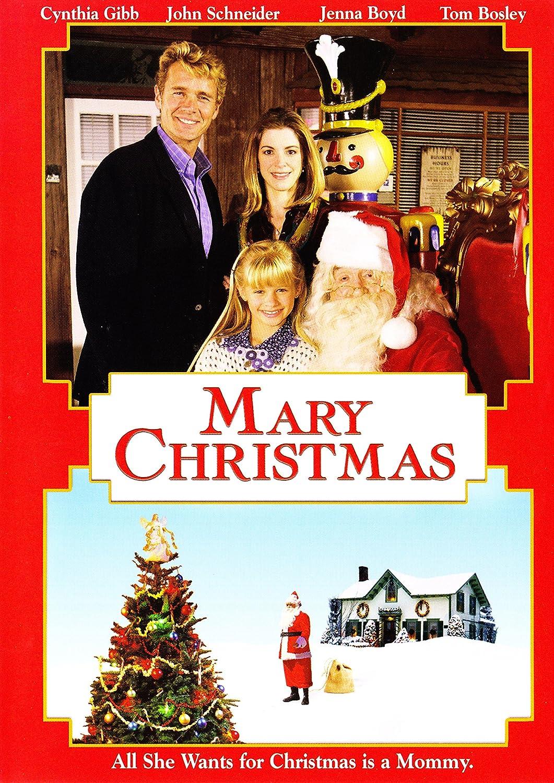 Amazon.com: Mary Christmas: Jeni D. Austin, Tom Bosley, Jenna Boyd ...