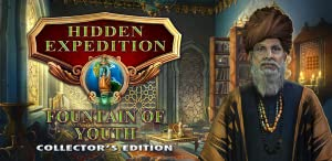 Hidden Expedition: The Fountain of Youth by Big Fish Games