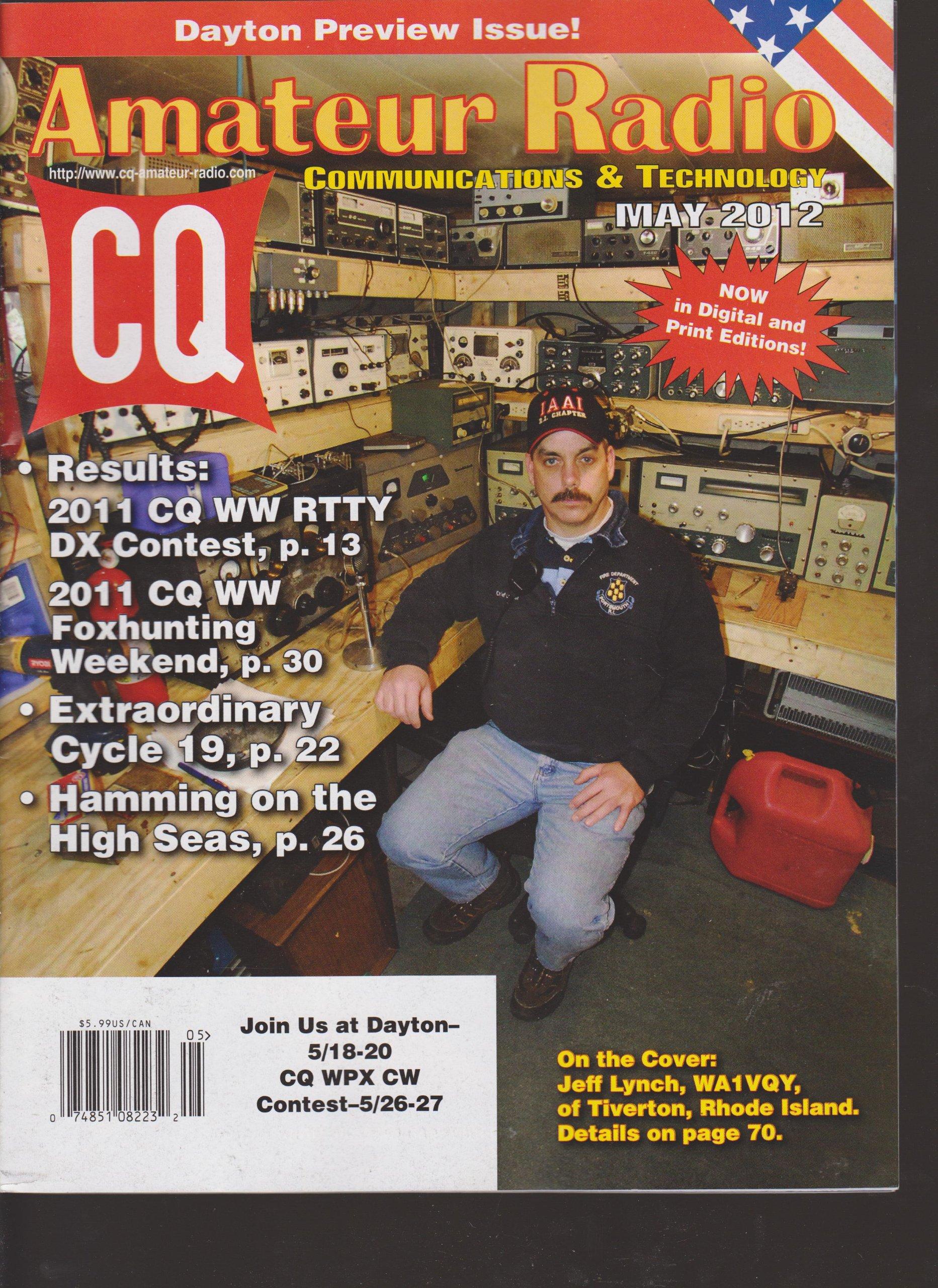 Amateur Radio Magazine (May 2012) PDF