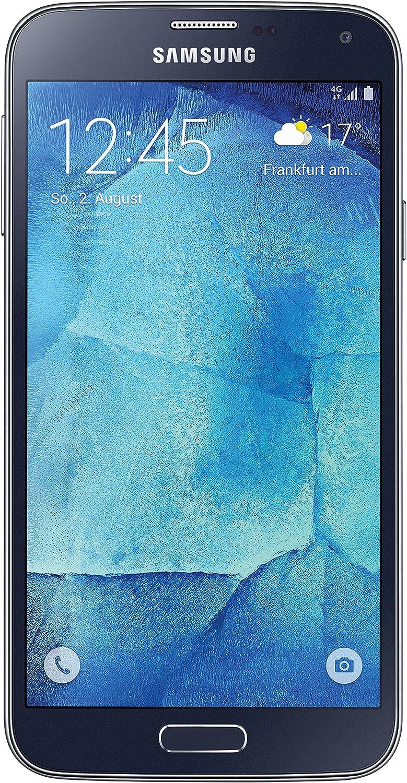 Samsung Galaxy S5 Neo 16GB 4G Negro - Smartphone (SIM única, Android, MicroSIM, Edge, GPRS, gsm, HSPA+, HSUPA, UMTS, LTE)- Versión Extranjera