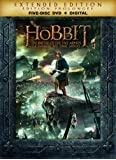 The Hobbit: The Battle of the Five Armies Extended Edition [DVD + Digital Copy]