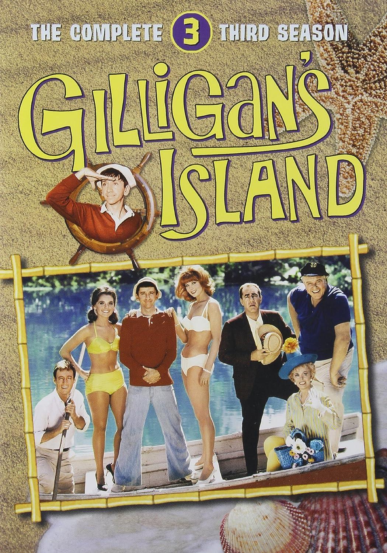 Amazon.com: Gilligan\'s Island: Season 3: Bob Denver, Jr. Alan Hale ...