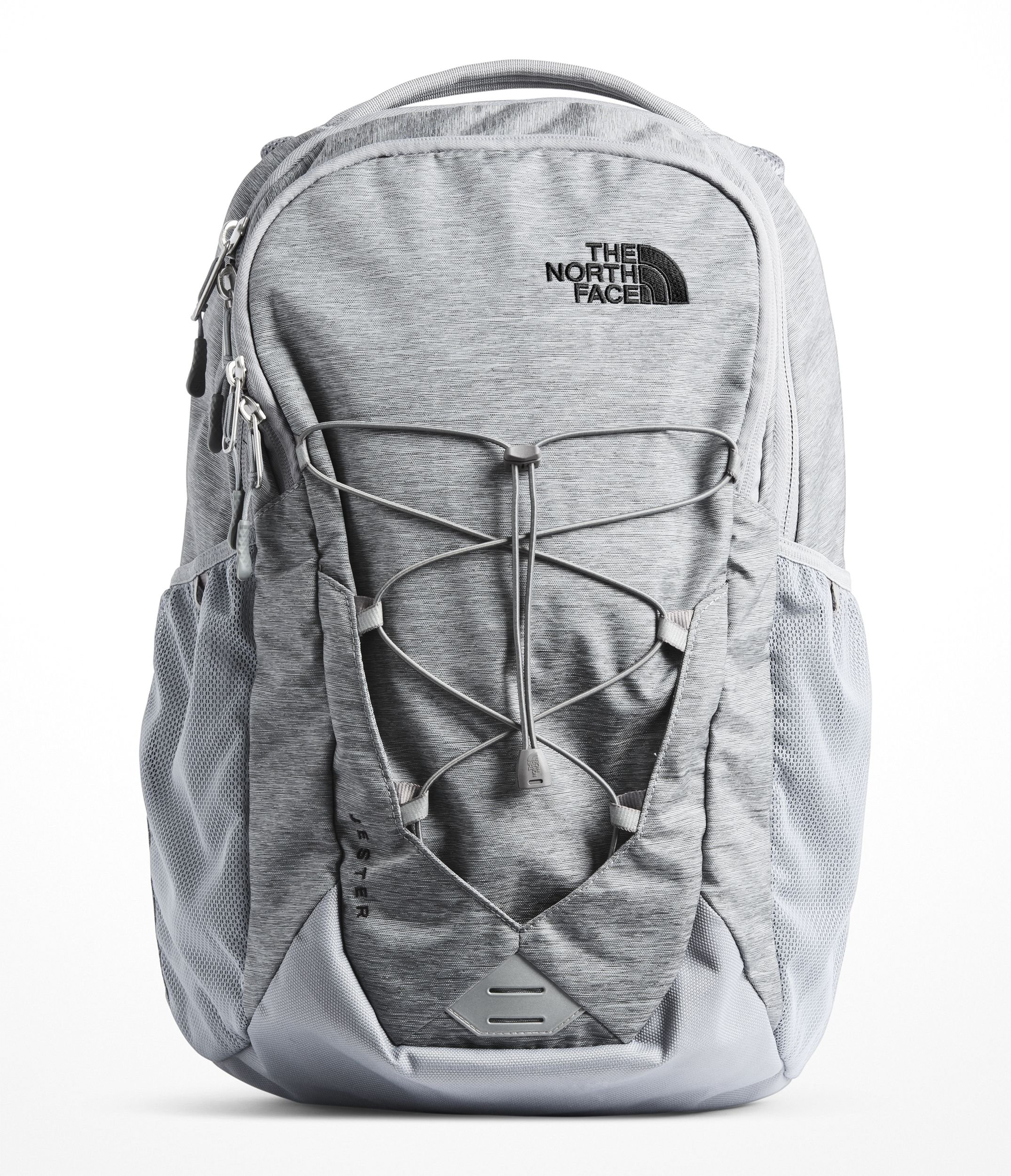The North Face Jester - Mid Grey Dark Heather & TNF Black - OS