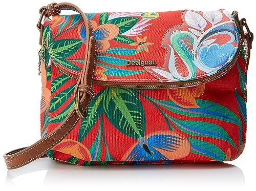 Mone_liana Julia Womens Wallet Red (Carmin) 2x9.5x14.3 cm (B x H x T) Desigual GaXzs