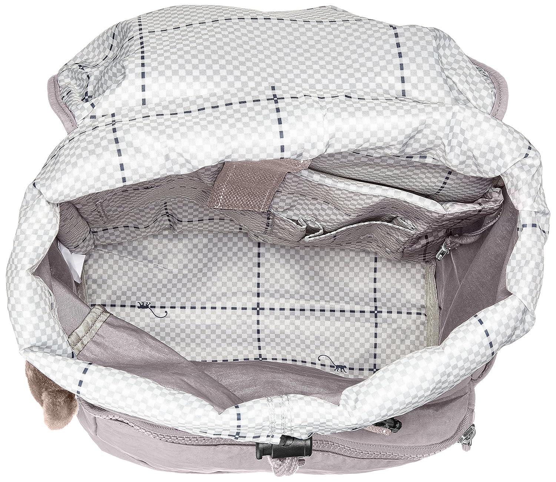 Amazon.com | Kipling Experience Large Backpack Urban Grey C | Casual Daypacks