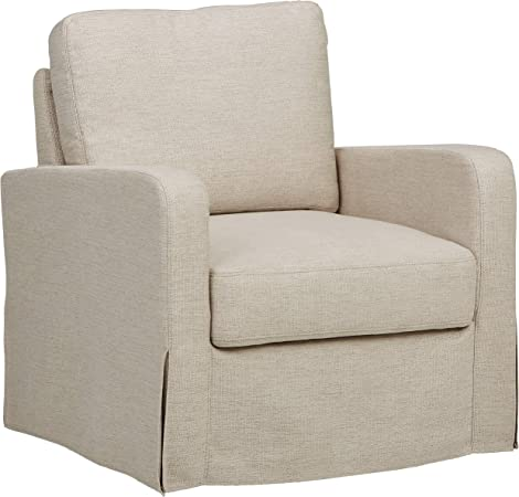 Amazon.com: Ravenna Home Waterloo Sofá moderno para silla ...