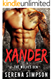 Xander (The Wolves Den Book 3)