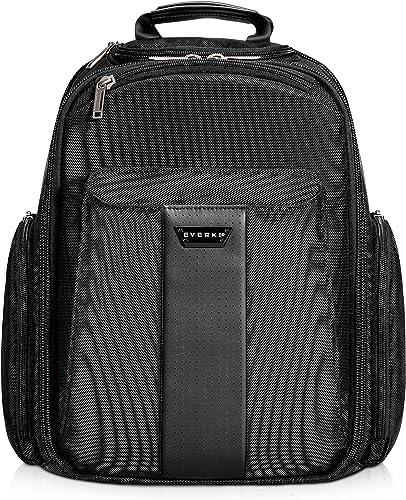 Everki Versa Premium Checkpoint Friendly Laptop Backpack for 14.1-Inch MacBook Pro 15 EKP127