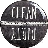 Sutter Signs Clean & Dirty Dishwasher Magnet (Chalkboard)