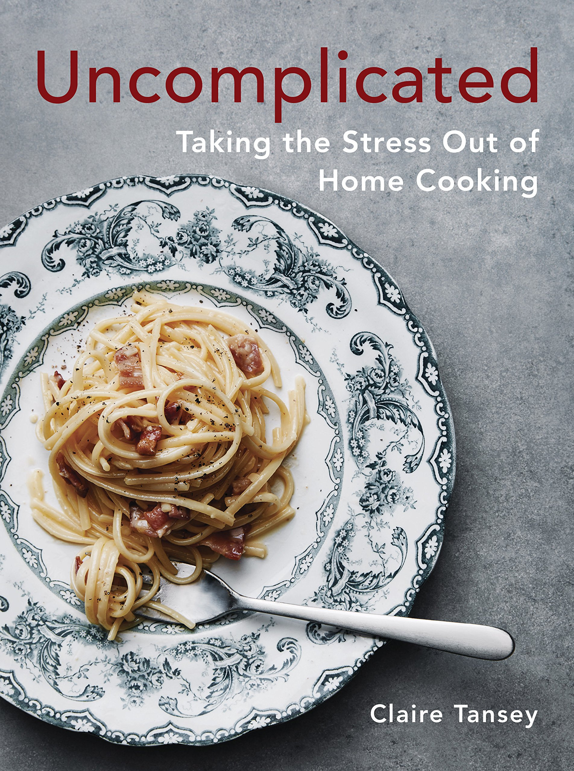 Uncomplicated Cook Book