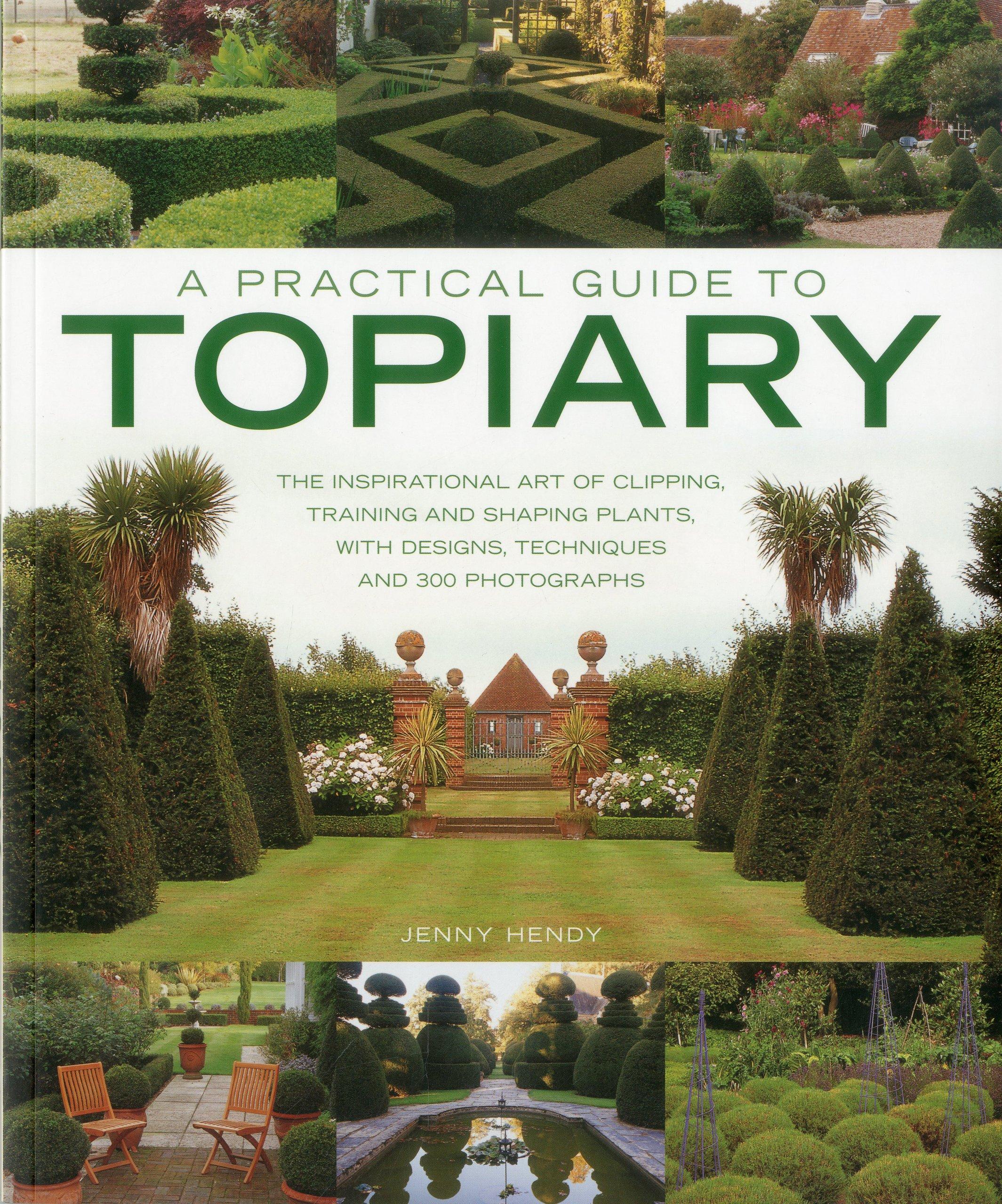 topiary books