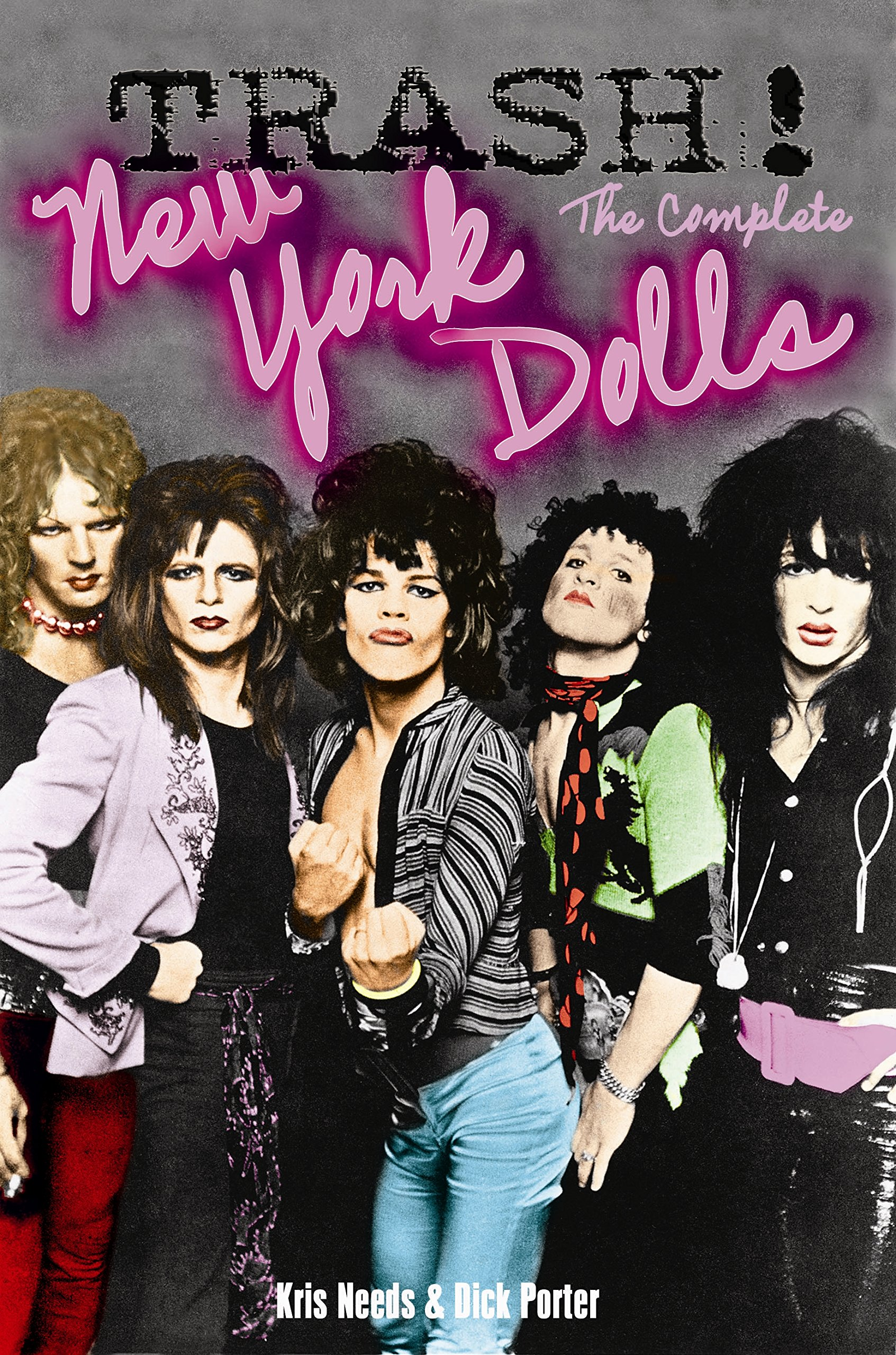 Trash! The Complete New York Dolls PDF