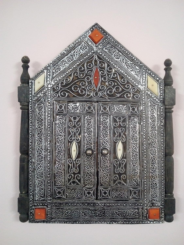 Spiegel Rahmen Wand mit Türen Marokko 0830 Mosaik Moroccan Market ...