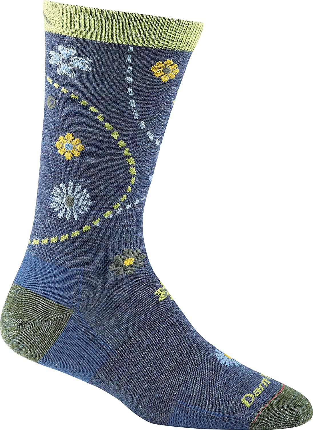 Darn Tough Women's Garden Crew Light Sock