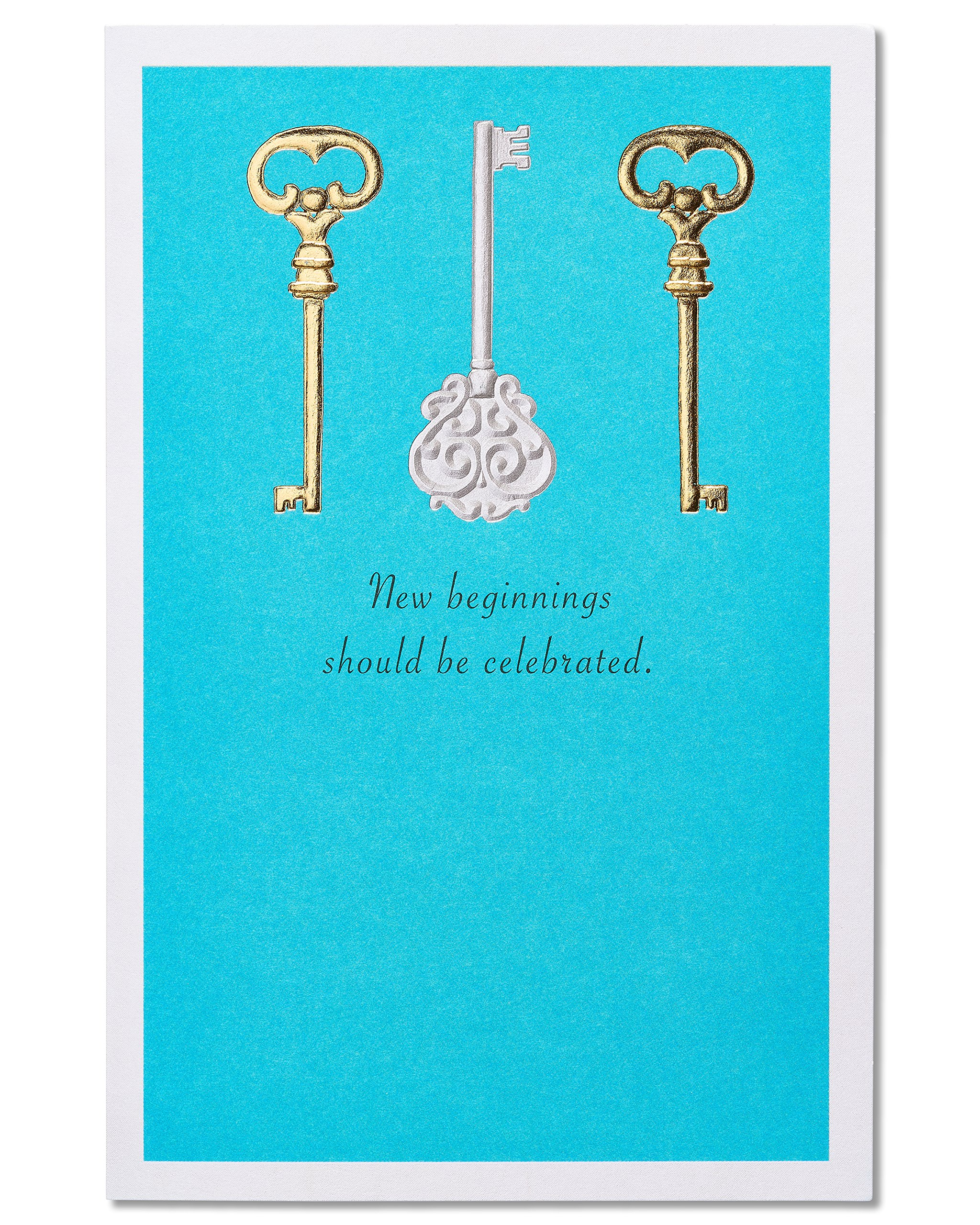 American Greetings New Beginnings New Home Congratulations Card With
