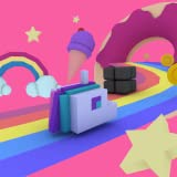 Unicorn 3D Road Extreme - Frappy unicorn in 3d - popular super simple fun games for free (2018) no wifi
