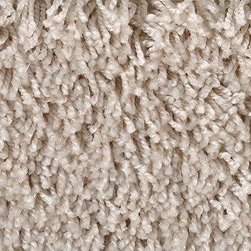 beige wei/ß Meterware Gr/ö/ße: 1 Muster Teppichboden Auslegware 400 und 500 cm Breite Velours gemustert verschiedene Gr/ö/ßen