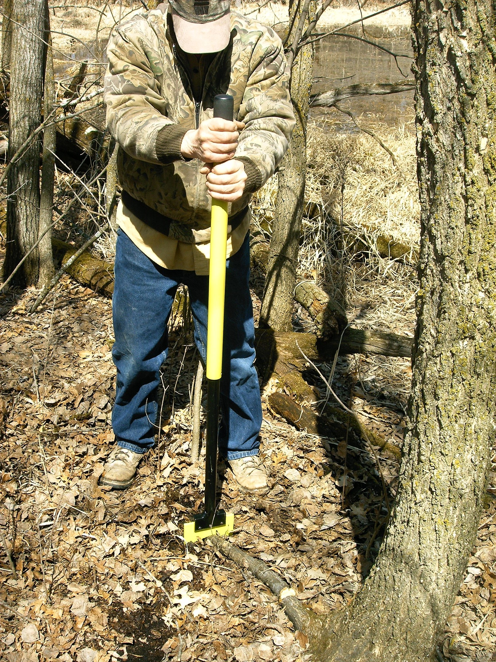 Brush Grubber BG-18 Heavy Duty Root Buster by Brush Grubber (Image #4)