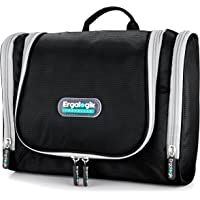 ErgaLogik TraveLite Premium Professional Travel Toiletry Bag
