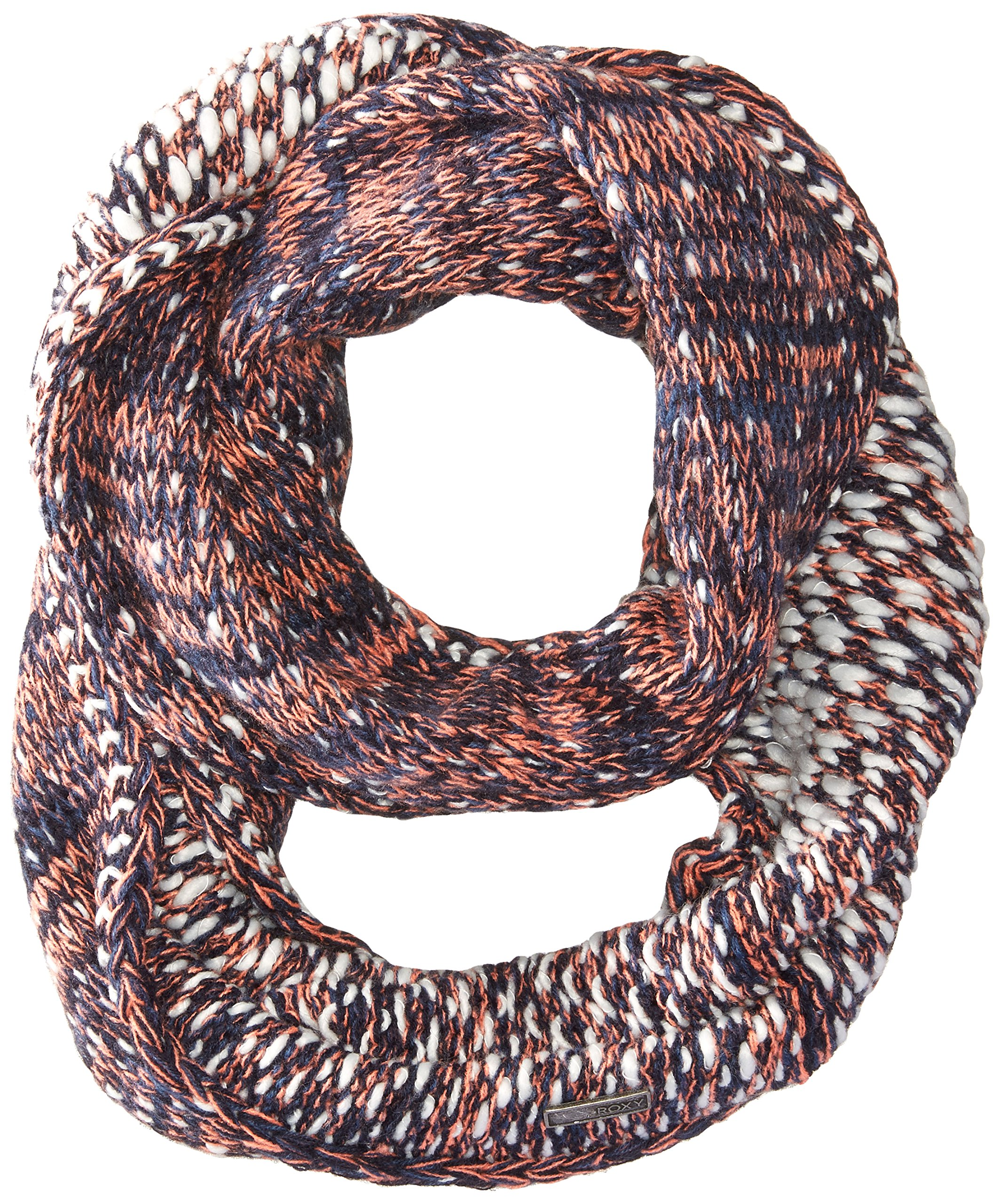 Roxy Women's Upgraded Scarf, Forged Iron, One Size