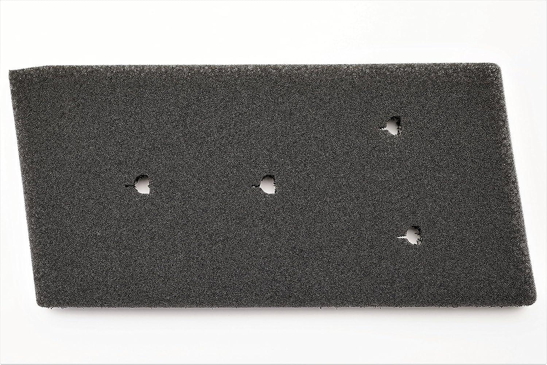 Filtro HX 481010716911, in spugna, filtro base, per asciugatrice Bauknecht, Privileg, Whirlpool 8015250474909 /