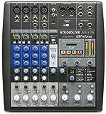 PreSonus StudioLive AR8 USB 8-Channel hybrid Performance and Recording Mixer