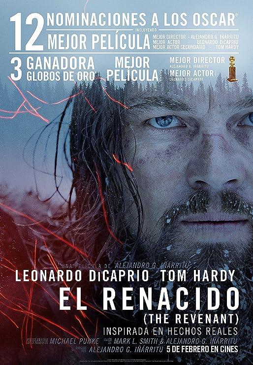 POSTER PELICULA EL RENACIDO: Amazon.es: Hogar