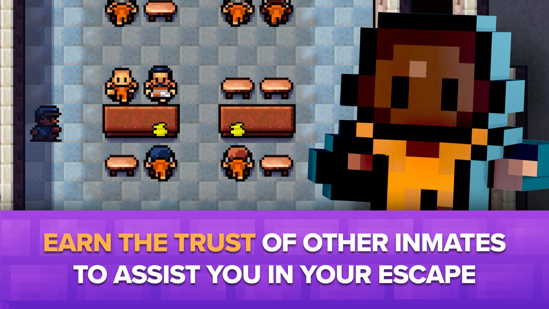 The Escapists: Fuga de la prisión